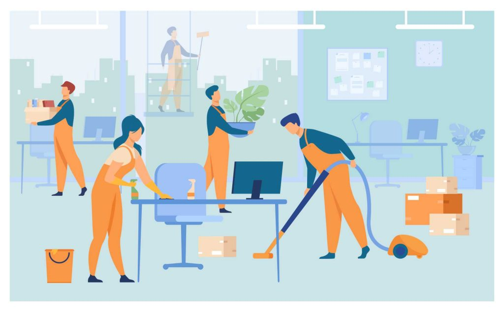 İşyeri ve Ofis Temizligi
