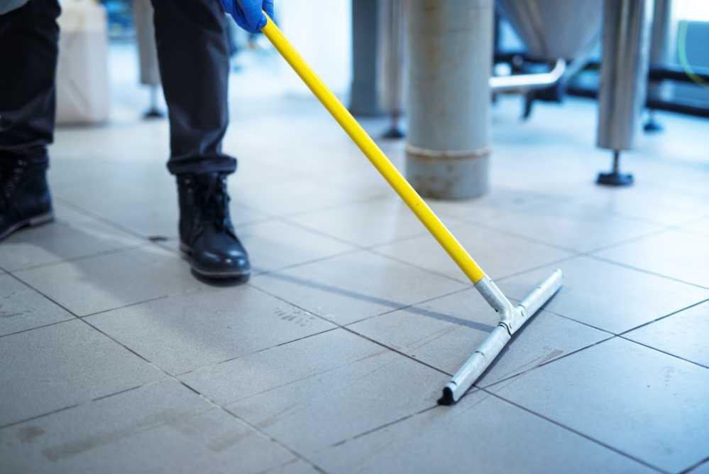 karo zemin temizliği