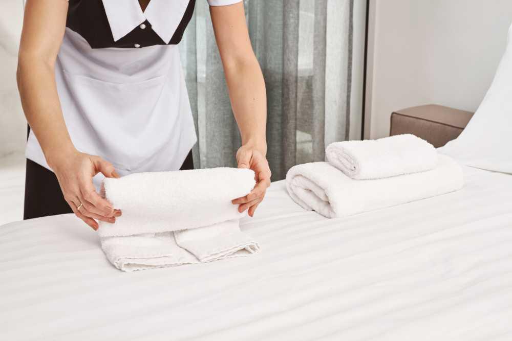 otel temizlik hizmetleri